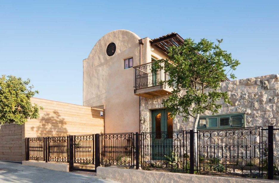 תחרות הבית היפה בישראל: בית בוץ במדבר